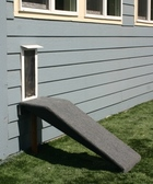 Pet Door Ramp